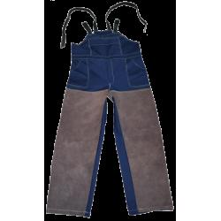 REN-016 - Spodnie skórzane...